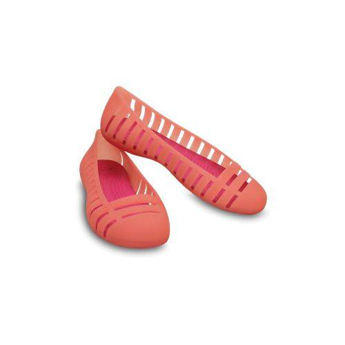 Adrina Flat II Babet Coral-Candy Pink