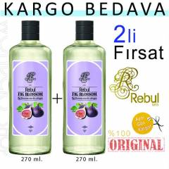 Rebul Kolonya Fig Blossom 270 ml. | 2 ADET