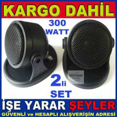 300 WATT 2li TWEETER SET� AYAKLI MODEL 5.5cm x2