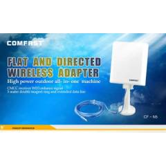 WIRELESS ADAPT�R ALICI 16 DBI UZUN MENZ�L N5