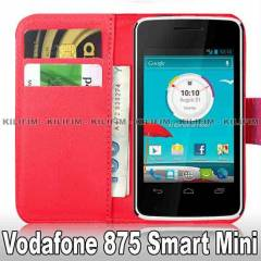 Vodafone 875 Smart Mini C�zdan K�l�f