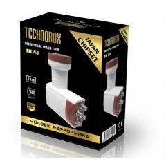 TECHNOBOX D�RT G�R��L� LNB FULL HD 3D UYUMLU