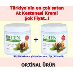 HUNCA B�OTEN AT KESTANES� KREM� - 500 ML