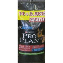 PRO PLAN ADULT ATHLETIC 14+2,5KG GRATIS