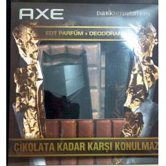 AXE DARK CHOCOLATE EDT ERKEK PERF�M SET�