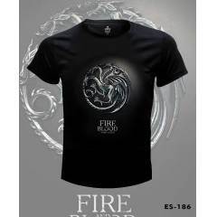 Game of Thrones Targaryen Tshirt �CRETS�Z KARGO
