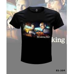 Breaking Bad Tshirt �CRETS�Z KARGO