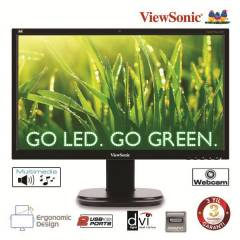 "VIEWSONIC 23,6"" TN LED Ergo 5ms 1920x1080 RGB+DV"