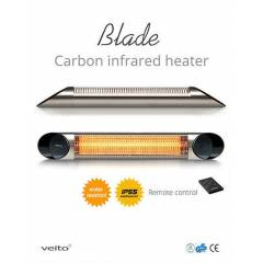 Veito Blade 2500 S Karbon Infrared Is�t�c� G�m��