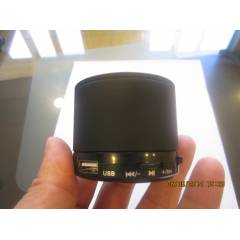 Bluetooth USB li Mini Hoparlor Hd Ses Bombas�