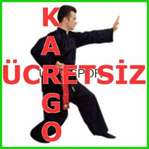 NORMAL WU SHU ELB�SES� KARATE JUDO KICK-BOKS 5UA