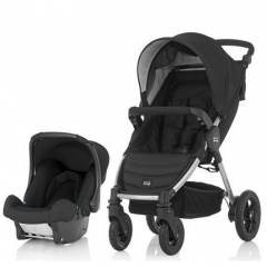 Britax-R�mer B-Motion Travel Sistem Bebek Arabas