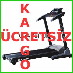 Voit Exer 3.0 HP Motorlu Ko�u Band� Gym Cent DZ3