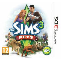 THE SIMS 3 PETS 3DS SIFIR - PC OYUNU DE��LD�R!!