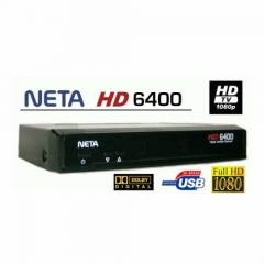 Neta 6400 Full HD USB Uydu Al�c�s�