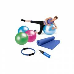 Fit And Smart Pilates Seti Fs 346
