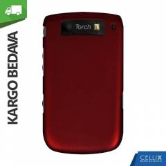 BlackBerry Torch 9800 K�l�f K�rm�z�