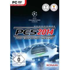 PES 2014 Pro Evolution Soccer 2014 Steam Key