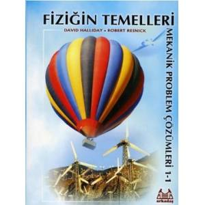 Fizi�in Temelleri Problem ��z�mleri 1-1