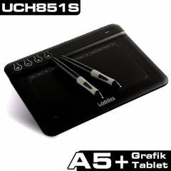 UC-LOGIC Lapazz H851S A6 Grafik Tablet