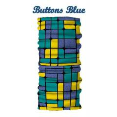BUTTON BLUE �OK   FONKS�YONLU NARR BANDANA