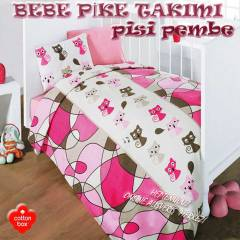 Cotton box pisi pembe pike tak�m�