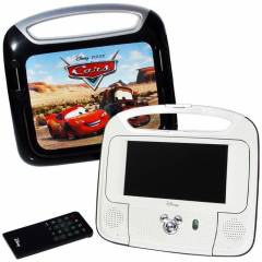 Portatif Disney Dvd Player (�ift - Lcd Ekran)