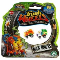 Trash Wheels ��ps Tekerler 2li Paket Muck Truc
