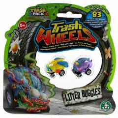 Trash Wheels ��ps Tekerler 2li Paket Litter Bu