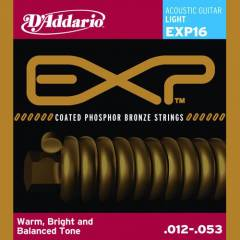 D'addario EXP16 - Light Tak�m Tel