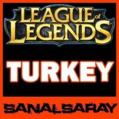 LOL 1780 Riot Turkiye TR Epin League of Legends