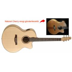 Seagull Natural Elements CW Mini-Jumbo SG Natura