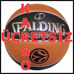 Spalding TF1000 Euroleague Basketbol Topu VVS