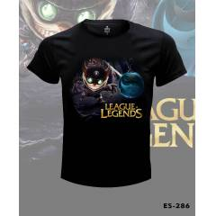 League of Legends Ziggs Tshirt �CRETS�Z KARGO