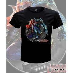 League of Legends Zed Tshirt �CRETS�Z KARGO