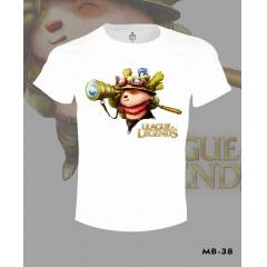 League of Legends Teemo Tshirt �CRETS�Z KARGO