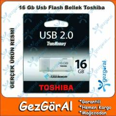 16 Gb Usb Flash Bellek Toshiba