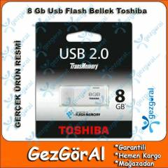8 Gb Usb Flash Bellek Toshiba
