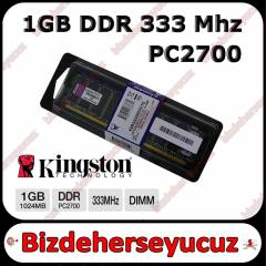 1 GB DDR 333 RAM PC2700 K�NGSTON SIFIR