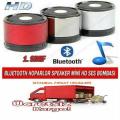 Bluetooth Hoparlor SpeakerHd USB L� MODEL�D�R
