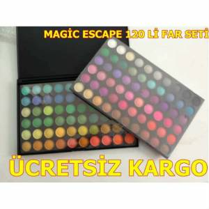 120 L� MAG�C ESCAPE FAR SET� �STED���N�Z+KARGO