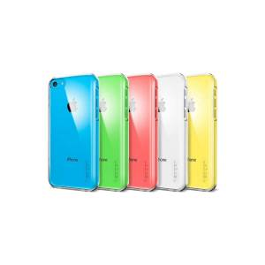 Spigen iPhone 5C Case Ultra Thin Air K�l�f Kapak