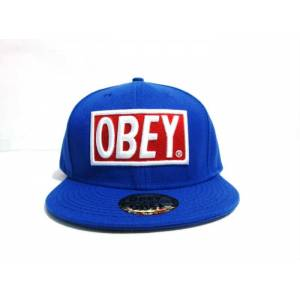 OBEY FULL CAP -MAV�  SNAPBACK-ORJ�NAL MODEL.