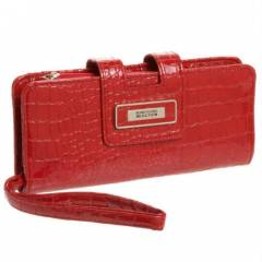KENNETH COLE  BAYAN ALLIGATOR RUGAN CUZDAN,CANTA
