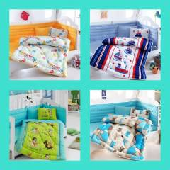 12 model BEBEK UYKU SET�..COTTON BOX..