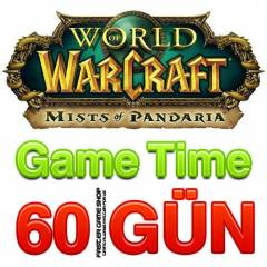 World of Warcraft Avrupa Wow Prepaid 60 G�n S�re