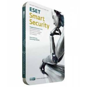ESET NOD32 SMART SECURITY 2014  -  1 PC 2 YIL