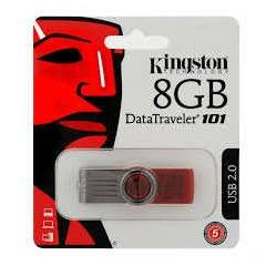 8 GB USB FLASH BELLEK KINGSTON 101 G2