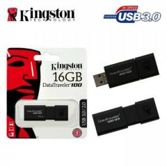 16 GB USB3.0  K�NGSTON DT100G3 FLASH BELLEK