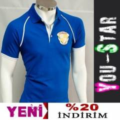 BOOMYOU Fashion Armali Polo Yaka -S-M-L-XL-(K8C)